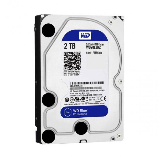 Western Digital 2TB SATA 5400RPM 3.5 Inch Caviar Blue Hard Disk