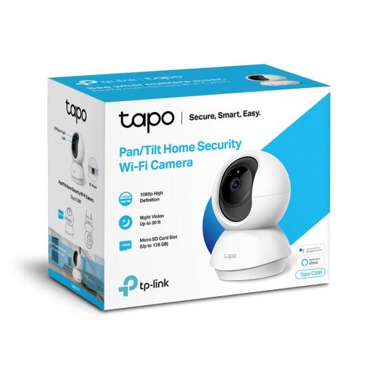 TP-Link Tapo C200 Full HD 2 Mega Home Wifi Security Camera