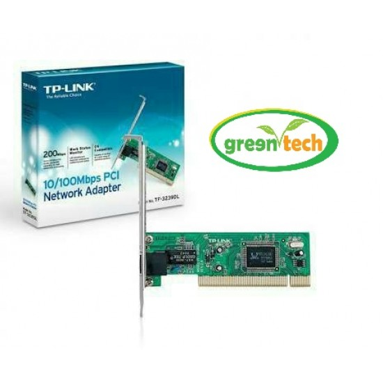 TP-LINK PCI NETWORK ADAPTER (TF-3239DL)
