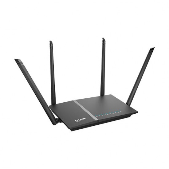 D-Link DIR-825 Wireless AC1200 Dual Band Gigabit Router With USB Port