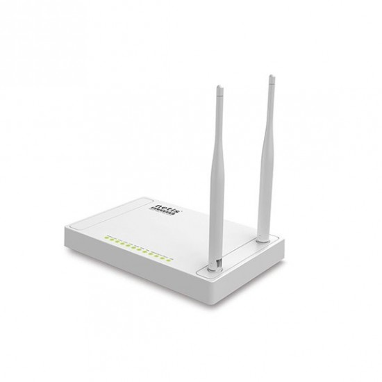 Netis WF2419E 300Mbps Wireless N Router 2 Antenna With 5dbi Fixed
