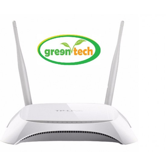 TP-LINK TL-WR840N V2 300MBPS WIRELESS ROUTER (DUAL EXTERNAL ANTENNA)