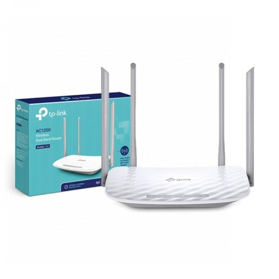 TP-Link Archer C50 1200mbps Dual Band Router WIth 4 Antenna